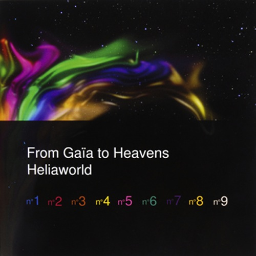 "CD ""From Gaïa to Heavens"""